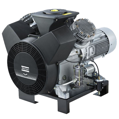 Atlas Copco High Pressure Air Compressors