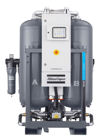 Atlas Copco Desiccant Air Dryers