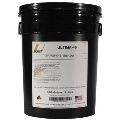 SUMMIT ULTIMA® SERIES Synthetic Air Compressor Oil